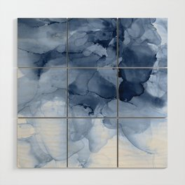 Stormy Weather Wood Wall Art