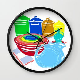 Favoriteware Collection Wall Clock