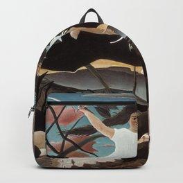 Henri Rousseau - La Guerre Backpack