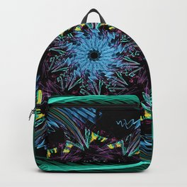 DA FS Tower Of Thoughts In Waves Mandala ONFXW Backpack
