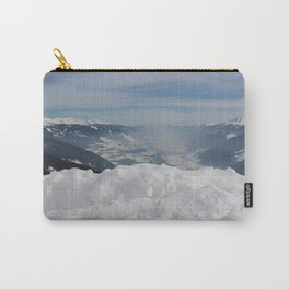 Wunderfull Snow Mountain(s) 5 Carry-All Pouch