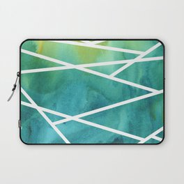 Stripes and Colour 1 Laptop Sleeve