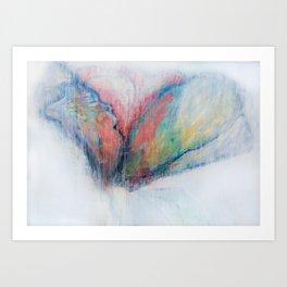 Lively Metamorphosis Art Print