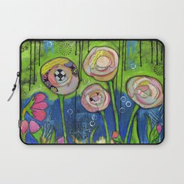 Garden Story Laptop Sleeve