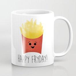 Happy Fryday! Coffee Mug