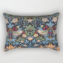 Strawberry Thief Rectangular Pillow