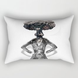mushrooming Rectangular Pillow