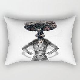 mushrooming Rectangular Pillow