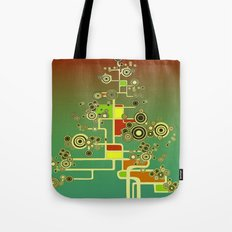 XMAS TREE Tote Bag