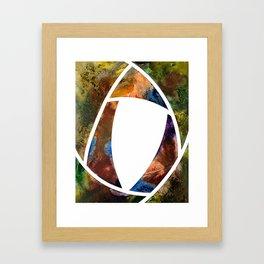 Hijab Framed Art Print