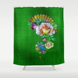 Spring Fantasy Shower Curtain