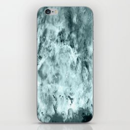 Sea WateR Nebula iPhone Skin