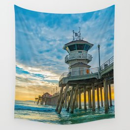 Zero at Sunset Wall Tapestry