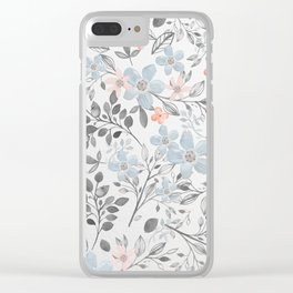 Spring is in the air #17 Clear iPhone Case