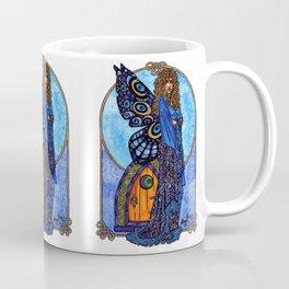 Gold and Braid Coffee Mug