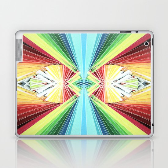 Infinito Laptop & iPad Skin