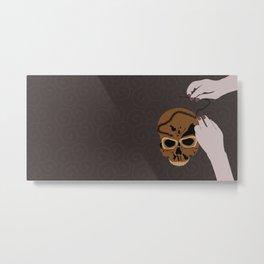 TAS L Metal Print