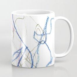 Nonsensical Scribbles Coffee Mug