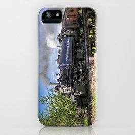 Full Steam Ahead iPhone Case