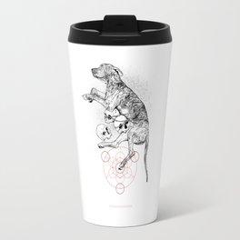 Partial Fractions Travel Mug
