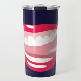 the mouth of 2013 Travel Mug