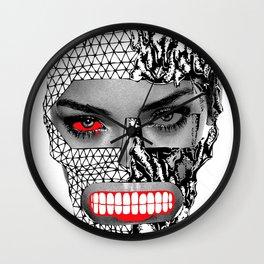 FaceOFF series - Ri Wall Clock