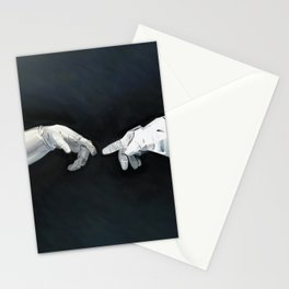 Cosmic Touch Stationery Cards