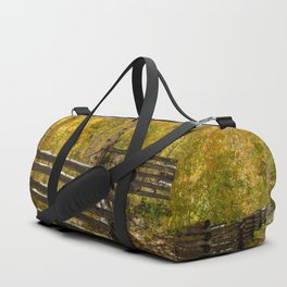 Aspen Autumn Color I - Southern Utah Duffle Bag