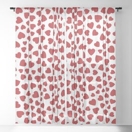 Whole Lotta Love Sheer Curtain