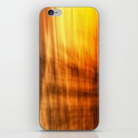 tapestry iPhone & iPod Skins featuring Tapestry by Mark Alder