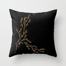 Knotted Wrack Throw Pillow