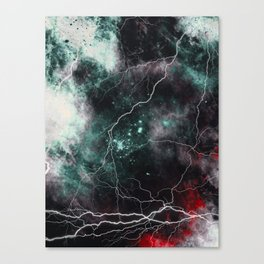 p Sceptrum Canvas Print