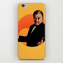winston wolfe iPhone Skin