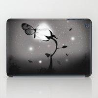 mandie manzano iPad Cases featuring Recharging by Fabian Gonzalez