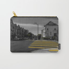 Street of San Francisco Carry-All Pouch