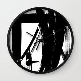 Ecstasy Dream No, A220 by Kathy Morton Stanion Wall Clock