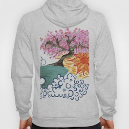 Cherry Blossoms Hoody