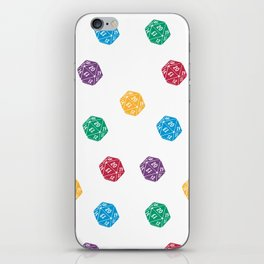 Mana Spin-downs iPhone Skin