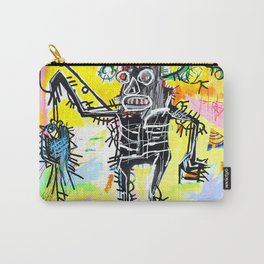 Jean-Michel Basquiat - Fishing 1981 Carry-All Pouch