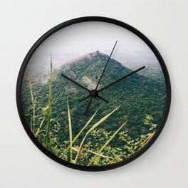 Sri Lankan Greenery  Wall Clock