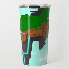 Skyward Metropolis Travel Mug