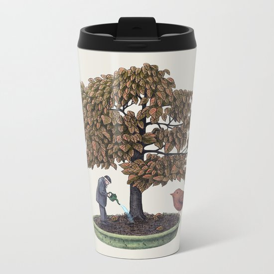 Enchanted Bonsai Metal Travel Mug