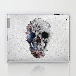 Floral Skull 2 Laptop & iPad Skin