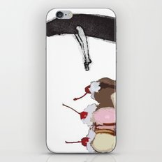 The Fruit that ate itself  iPhone & iPod Skin