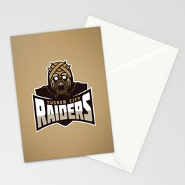 Tusken City Raiders - Tan Stationery Cards