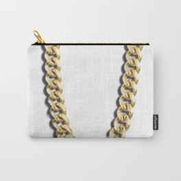 Gold Bling Carry-All Pouch