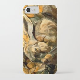 Splitting Hares iPhone Case