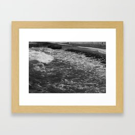 Voice of the Sea Framed Art Print
