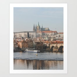 City of Prague Art Print