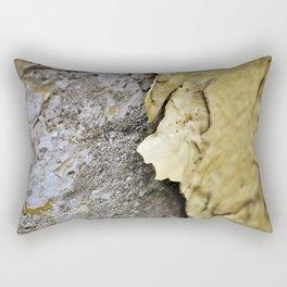 Chipped Rectangular Pillow